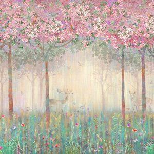 Фото фрески AFFRESCO DREAM FOREST AB49-COL1