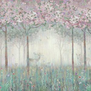 Фото фрески AFFRESCO DREAM FOREST AB49-COL2