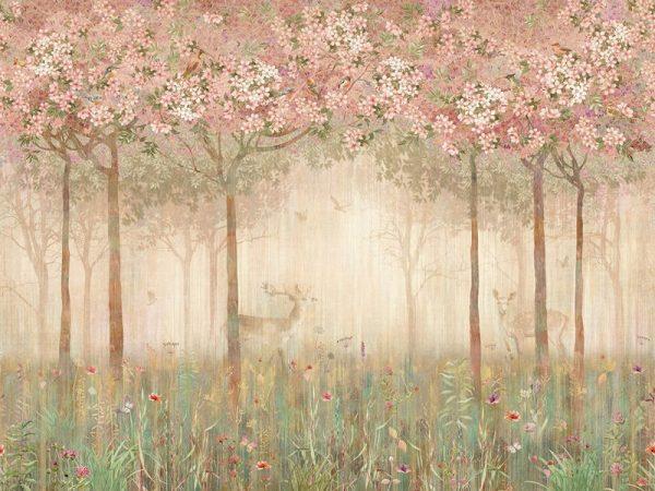Фото фрески AFFRESCO DREAM FOREST AB49-COL3