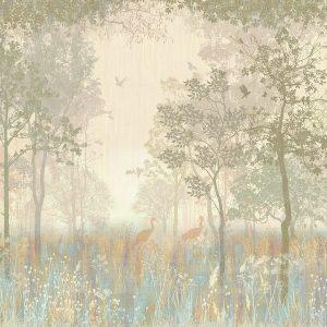 Фото фрески AFFRESCO DREAM FOREST AB52-COL2