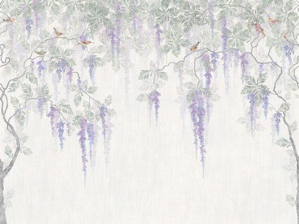 Фото фрески AFFRESCO DREAM FOREST AB53-COL1