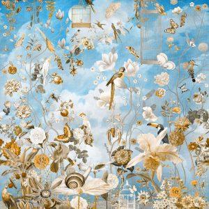 Фото фрески AFFRESCO DREAM FOREST AB56-COL2