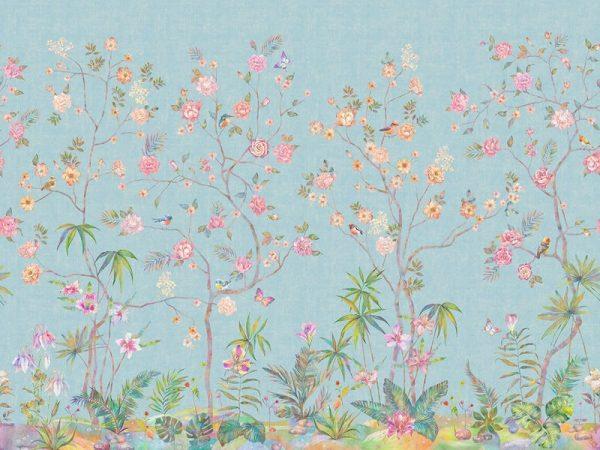 Фото фрески AFFRESCO DREAM FOREST AB64-COL3