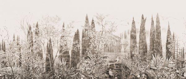 Фото фрески AFFRESCO DREAM FOREST DG68-COL1