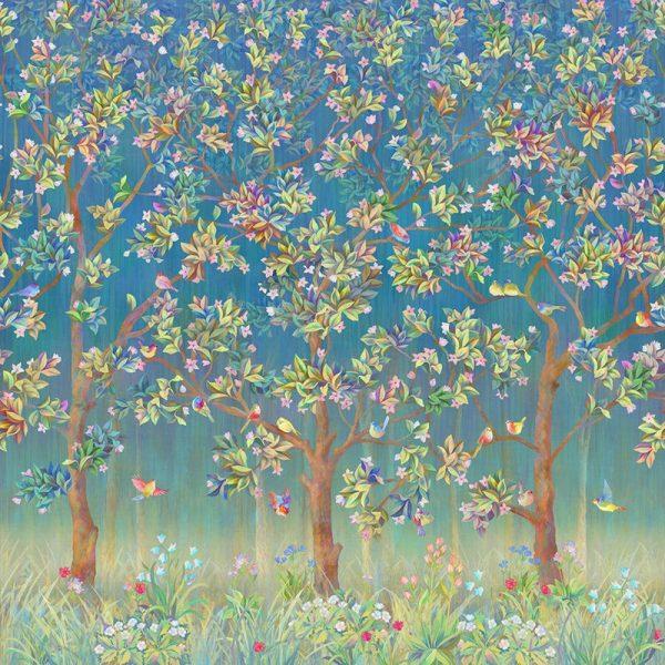 Фото фрески AFFRESCO DREAM FOREST ED40-COL1