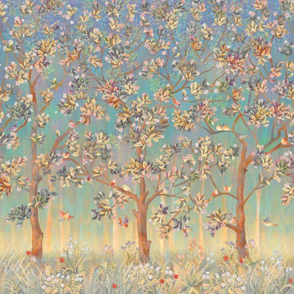 Фото фрески AFFRESCO DREAM FOREST ED40-COL3