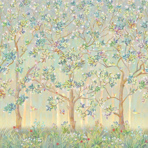Фото фрески AFFRESCO DREAM FOREST ED40-COL4