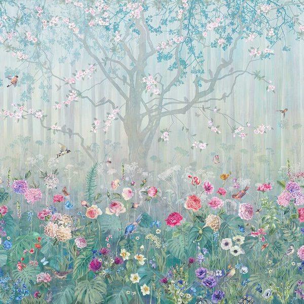 Фото фрески AFFRESCO DREAM FOREST WP42-COL1