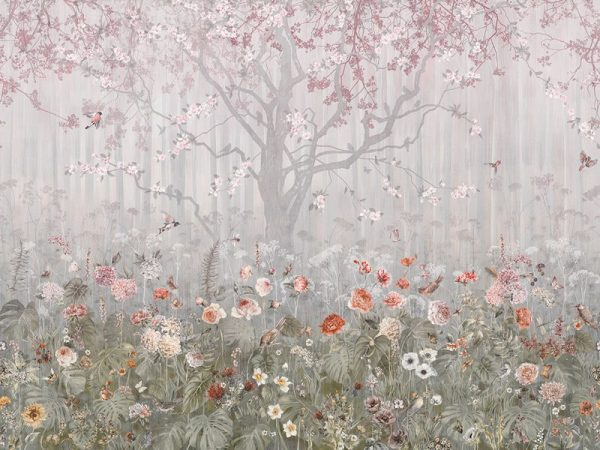 Фото фрески AFFRESCO DREAM FOREST WP42-COL4