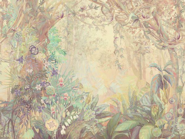 Фото фрески Affresco Vesna AB140-COL1