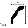 Фото размеров карниза Orac CX112