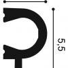 Фото размеров молдинга Orac PX169