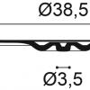 Фото размеров молдинга Orac R31