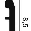 Фото размеров молдинга Orac SX172