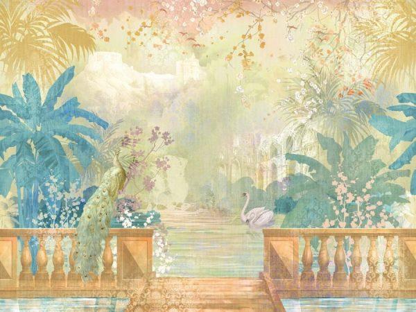 Фото фрески Affresco Trend Art ID465-COL3