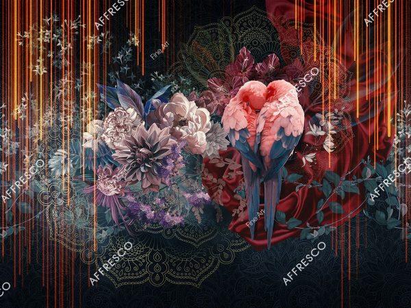 Фото фрески Affresco Fine Art RE897-COL1