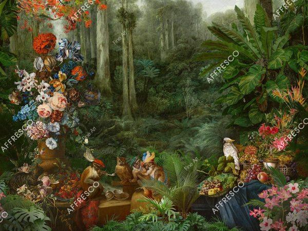 Фото фрески Affresco Fine Art RE912-COL1