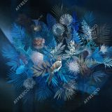 Фото фрески Affresco Fine Art RE942-COL3