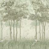 Фото фрески Affresco French Garden AF951-COL5