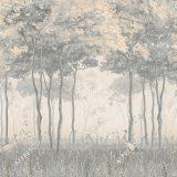 Фото фрески Affresco French Garden AF951-COL6