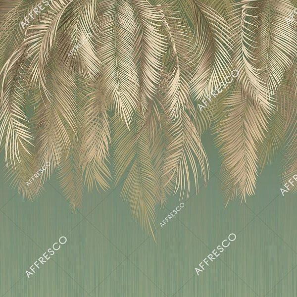 Фото фрески Affresco French Garden AF952-COL3