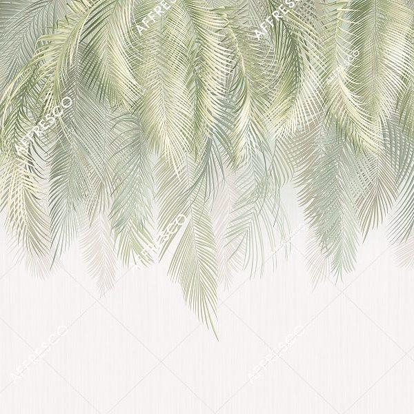 Фото фрески Affresco French Garden AF952-COL4