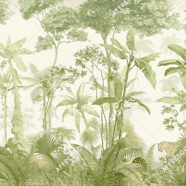 Фото фрески Affresco French Garden AF953-COL1