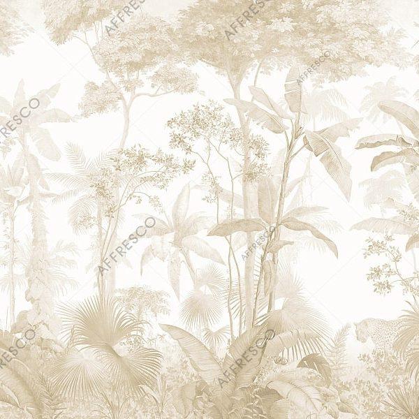 Фото фрески Affresco French Garden AF953-COL2