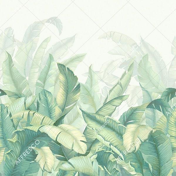 Фото фрески Affresco French Garden AF956-COL1