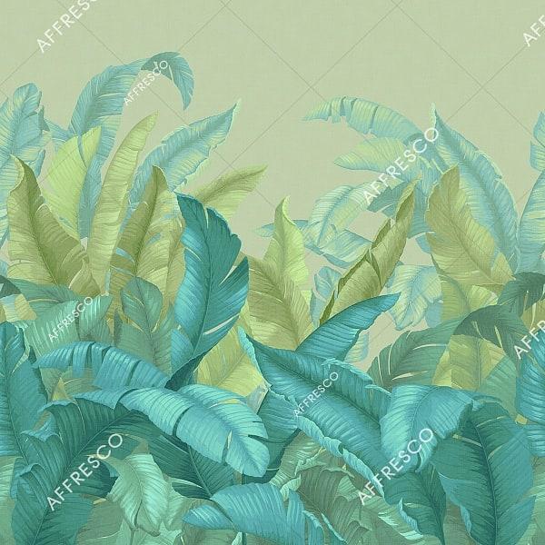 Фото фрески Affresco French Garden AF956-COL6