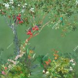 Фото фрески Affresco French Garden AF957-COL1