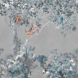 Фото фрески Affresco French Garden AF957-COL4