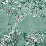 Фото фрески Affresco French Garden AF957-COL5