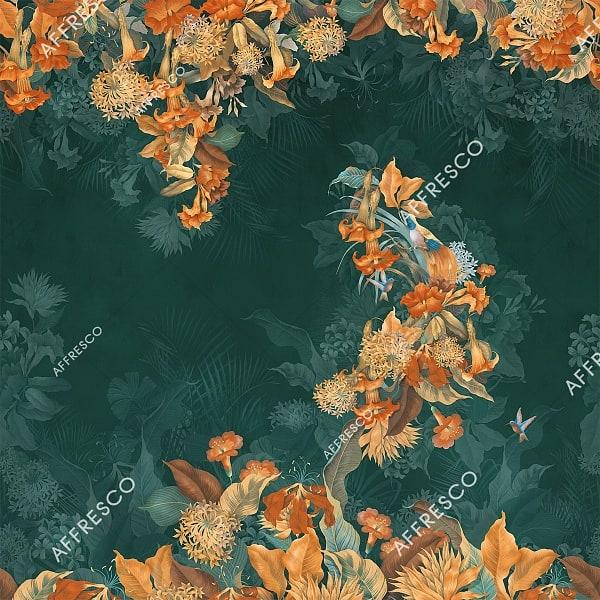Фото фрески Affresco French Garden AF962-COL1