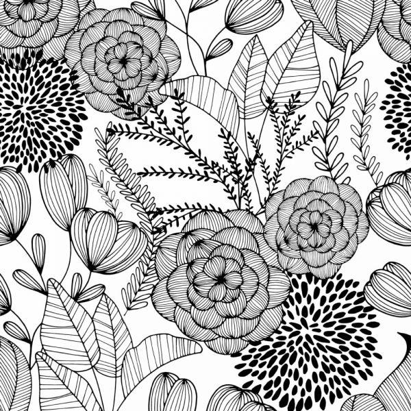 Фото обоев Aura Magic Flowers арт.25853
