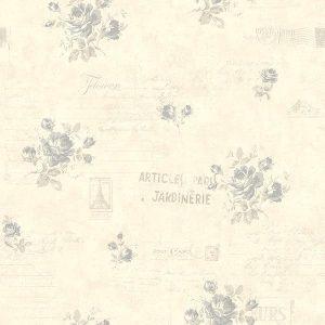 Фото обоев Aura Vintage Rose 2 арт.G45081