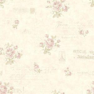 Фото обоев Aura Vintage Rose 2 арт.G45085