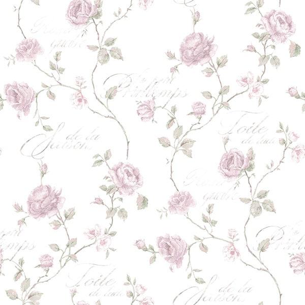 Фото обоев Aura Vintage Rose 2 арт.G45329