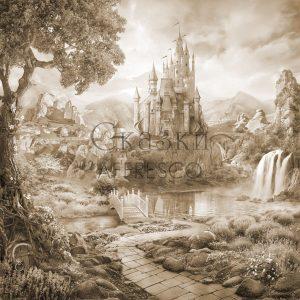 Фото фрески Affresco Fairytales AF684-COL2