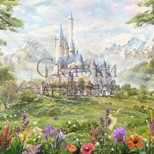 Фото фрески Affresco Fairytales AF687-COL2