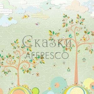 Фото фрески Affresco Fairytales AH651-COL1