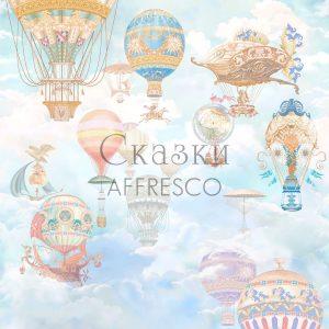 Фото фрески Affresco Fairytales AK612-COL1