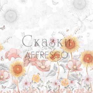 Фото фрески Affresco Fairytales DP667-COL4