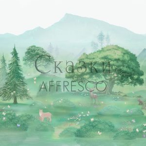 Фото фрески Affresco Fairytales ID615-COL2
