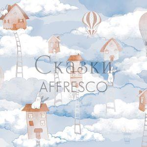Фото фрески Affresco Fairytales ID641-COL2