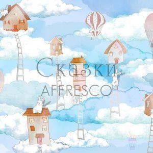 Фото фрески Affresco Fairytales ID641-COL3