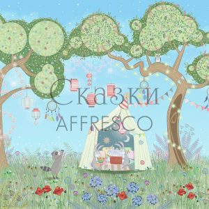 Фото фрески Affresco Fairytales IL655-COL2