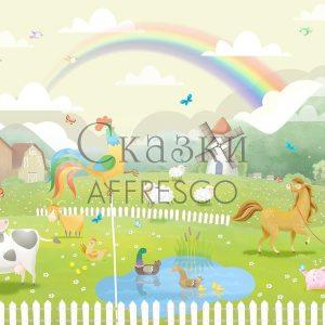 Фото фрески Affresco Fairytales IL662-COL4