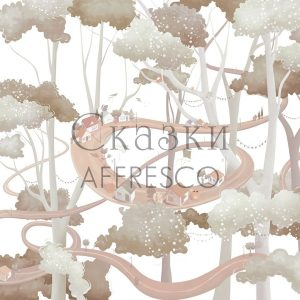 Фото фрески Affresco Fairytales ML634-COL1