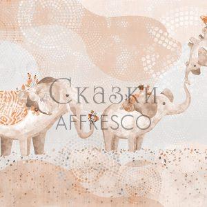 Фото фрески Affresco Fairytales ML654-COL1